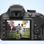 How to shoot video on a Nikon D3400 DSLR Camera