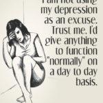 I Am Depressed Quotes Twitter