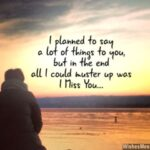 I Miss You Quotes For Him Pinterest