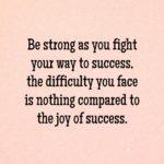 I Wish You Success In The Future