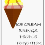 Ice Cream Happiness Quotes Facebook
