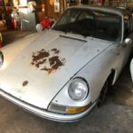 Incredible 1966 Porsche 912 Barn Discover