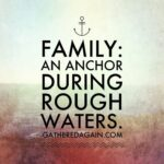 Inspirational Quotes About Family Strength Twitter