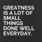 Inspirational Quotes About Greatness Pinterest