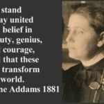 Jane Addams Quotes Tumblr