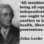 John Locke Life Liberty And Property Quote