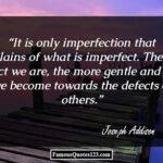 Joseph Addison Quotes Facebook