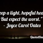 Joyce Carol Oates Quotes Facebook