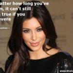 Kim Kardashian Famous Quotes Facebook