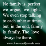 L Love My Family Quotes Facebook