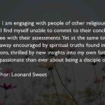 Leonard Sweet Quotes Twitter