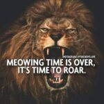 Lion Roar Quotes Tumblr