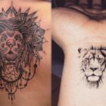 Lion Tattoo Ideas and Lion Meaning on Whats