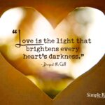 Love And Light Quotes Twitter