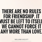 Love Quotes With Friendship Facebook