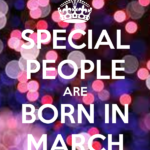 March Birthday Quotes Facebook