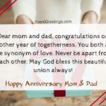 Marriage Anniversary Quotes For Mom Dad Twitter