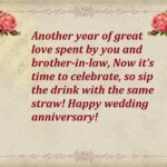 Marriage Anniversary Quotes For Sister Facebook