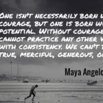Maya Angelou Strength Facebook