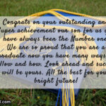 Mom To Son Graduation Quotes Facebook