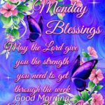 Monday Morning Religious Quotes Pinterest