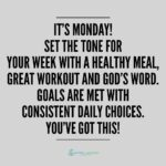 Monday Morning Workout Motivation Facebook