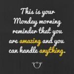 Monday Motivation Quotes Work Facebook