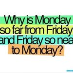 Monday To Friday Quotes Facebook