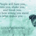 Morning Quotes For Strength Twitter