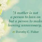 Mother Encouragement Quotes
