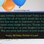 Mother In Law Birthday Quotes Pinterest