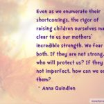 Mother Strength Quotes Facebook