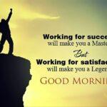 Motivational Good Morning Wishes Pinterest
