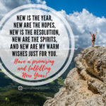 Motivational New Year Message Pinterest
