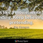 Movie Quotes To Live By Facebook