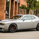 Muscle Car-2016 Dodge Challenger SRT Hellcat