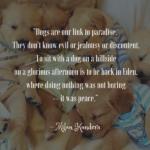 My Best Friend Dog Quotes Facebook