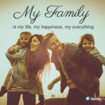 My Family Is My Happiness Twitter