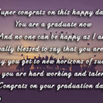 My Graduation Message Tumblr