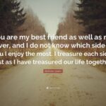 My Lover My Friend Quotes Twitter