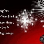 New Year Eve Wishes Messages Pinterest