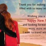 New Year Message For Someone Special Facebook