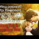 New Year Message To My Husband