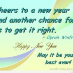 New Year Post Quotes Facebook