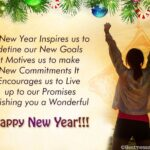 New Year Wishes For Friends And Family Pinterest