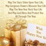 New Year Wishes Messages Pinterest