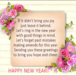 New Year Wishes Poems Twitter