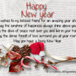 New Year Wishes To Impress A Girl Pinterest
