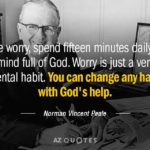 Norman Vincent Peale Quotes God Pinterest