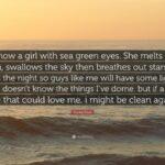Ocean Girl Quotes Tumblr